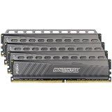 CRUCIAL 16GB Kit (4GBx4) DDR4 3000 MT/s (PC4-24000) CL15 SR x8 Unbuffered DIMM 288pin