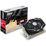 MSI Video Card AMD Radeon RX 460 OC GDDR5 4GB/128bit, 1210MHz/7000MHz, PCI-E 3.0 x16, DP, HDMI, DVI-D, Sleeve Fan Cooler(Double Slot) Retail