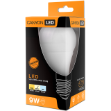 CANYON AE27FR9W230VN LED lamp, A60 shape, E27, 9W, 220-240V, 300°, 880 lm, 4000K, Ra>80, 50000 h