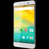 "Prestigio GRACE Z5 5.26"" HD IPS 2.5D, Dual SIM, Android 6.0, Quad-Core 1,3GHz, 720*1280, 8 GB eMMC, 1 GB RAM, 8.0 Selfie Mode + 13.0Mpx with triple flash, 2600mAh, Rose Gold"