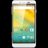 "Prestigio GRACE Z5 5.26"" HD IPS 2.5D, Dual SIM, Android 6.0, Quad-Core 1,3GHz, 720*1280, 8 GB eMMC, 1 GB RAM, 8.0 Selfie Mode + 13.0Mpx with triple flash, 2600mAh, Silver"