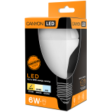 CANYON R50E14FR6W230VW LED lamp, R50 shape, E14, 6W, 220-240V, 120°, 470 lm, 2700K, Ra>80, 50000 h