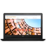 NB DELL Inspiron 15-3558, 15.6'' HD(1366x768), i3-5005U(3M, 2.0GHz), 4GB DDR3L, 1TB(5400rpm), Intel HD Graphics 5500, DVD RW, WiFi/BT, HDMI, CR, 1xUSB 3.0, 1xUSB 2.0, 4 Cell Battery, Ubuntu Linux 14.04, Black, 2Y