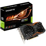 GIGABYTE Video Card GeForce GTX 1050 GAMING GDDR5 2GB/128bit, 1417MHz/7008MHz, PCI-E 3.0 x16, 3xHDMI, DVI-D, DP, WINDFORCE 2X Cooler RGB (Double Slot), Backplate, Retail