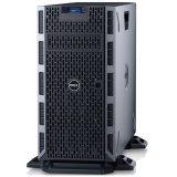 DELL PowerEdge T330, Xeon E3-1240 v5 (3.5GHz, 8M cache, 4C/8T, turbo (80W), up to 8, 3.5'' Hot Plug HDD, 8GB UDIMM, 2133MT/s, ECC, 300GB 10K RPM SAS 12Gbps 2.5in Hot-plug Hard Drive,3.5in HYB CARR, PERC H330 RAID, DVD+/-RW, Hot Plug 495W(1+0),3YR NBD