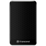 TRANSCEND USB HDD, StoreJet 25A3, 1TB, USB3.0, HDD suspension, Black, 3 yrs