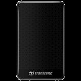 Transcend 2TB StoreJet 25A3 (USB3.0,internal HDD suspension system), black, 3yrs