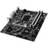 MSI Main Board Desktop B250 (S1151,4xDDR4,1xPCI-Ex16,2xPCI-Ex1, USB3.1,USB3.0,SATA III,DVI,HDMI,GLAN) mATX Retail