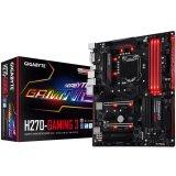 GIGABYTE Main Board Desktop INTEL H270 (Socket LGA1151, 4xDDR4, HDMI/DVI-D, 1xPCIEX16/1xPCIEX4/2xPCIEX1/2xPCI, USB3.1/USB2.0, 6xSATAIII/2xSATAExpress/M.2socket3/RAID, LAN) ATX Retail