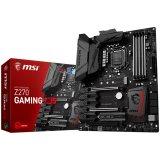 MSI Main Board Desktop Z270 (S1151,4xDDR4,3xPCI-Ex16,3xPCI-Ex1,2x M.2, USB3.1,USB2.0,SATA III,Raid,HDMI, DP,GLAN)mATX
