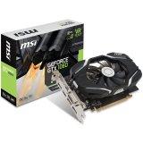 MSI Video Card GeForce GTX 1060 OC GDDR5 3GB/192bit, 1544MHz/8008MHz, PCI-E 3.0 x16, 3xDP, HDMI, DVI-D, Sleeve Fan Cooler (Double Slot), Retail