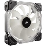 Corsair  HD120 RGB Individually Addressable LED, 3-Pack Static Pressure Fan with Controller