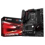 MSI Main Board Desktop Z270(S1151,4xDDR4, 3xPCIEx16,3xPCI-Ex1, USB3.1,USB2.0,SATA III,Raid,M.2,DVI,HDMI,GLAN) ATX Retail