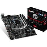 MSI Main Board Desktop H270 (S1151,4xDDR4,1xPCI-Ex16,2xPCI-Ex1, USB3.1,USB2.0,SATA III,RAID,M.2, DVI,HDMI,GLAN) mATX Retail