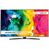 LG TV LED 55''(139cm) ,4K Ulta HD(3840x2160) , Smart TV webOS 3.0 Quad-Core, 1200PMI, WLAN, HDMIx3 , USB 2.0 x2, DVB-T2,C,S,S2, 20W, Magic Remote, Silver