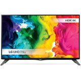 LG TV LED 40''(102cm) ,4K Ulta HD(3840x2160), Smart TV webOS 3.0, 1500PMI, WLAN, HDMIx3, USB 2.0 x2, DVB-T2,C,S,S2, 20W, Black, 2Y