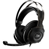 Kingston HyperX Cloud Revolver S - Gaming Headset (Gun Metal), 50mm drivers, USB PnP Dolby 7.1, 3.5mm jack, 1m + 2.2m + 2m cables,  EAN: 740617251364