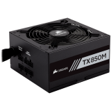 Corsair Enthusiast Series TX850 Watt Modular Power Supply 80 Plus Gold Certified, EU Version