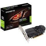 GIGABYTE Video Card GeForce GTX 1050 Ti GDDR5 4GB/128bit, 1303MHz/7008MHz, PCI-E 3.0 x16, 2xHDMI, DVI-D, DP, VGA Cooler (Double Slot), Low-profile, Retail