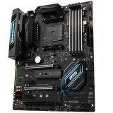 MSI Main Board Desktop X370 (SAM4, 4xDDR4, 3xPCI-Ex16, 3xPCI-Ex1, USB3.1, USB2.0 ,6xSATA III, 2xM.2, Raid, DVI-D, HDMI, GLAN) ATX Retail