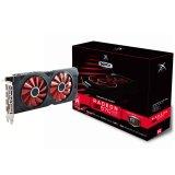 XFX Video Card AMD RADEON RX 570 RS 4GB Black Ed. OC 1264Mhz GDDR5 7.0GHz 4GB/256bit Dual Fan 3X DP HDMI DVI
