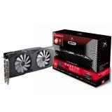 XFX Video Card AMD RADEON RX 580 GTR-S BLK ED 8GB OC 1430M 256 bit 8.0GHz 4096x2160 D5 LED HS BP 3xDP HDMI DVI