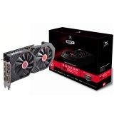 XFX Video Card AMD Radeon RX 580 GTS 4GB XXX Ed. OC 1366 Mhz GDDR5 Dynamic 22 Blade fan 256 bit 7.0GHz 4096x2160 3X DP HDMI DV