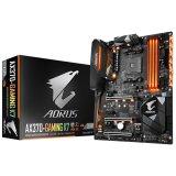 GIGABYTE Main Board Desktop AMD X370 (SAM4, 4xDDR4, HDMI, 1xPCIEX16/1xPCIEX8/1xPCIEX4/3xPCIEX, USBType-C/USB3.1/USB3.0/USB2.0, 8xSATA III/2xSATA Express/M.2 socket3/U.2,RAID, 2xLAN) ATX retail