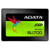 "ADATA SU700  240GB SATA III 2.5"" , 3D NAND TLC  Read/Write:  560 / 520 MB/sec,  Random Read/Write IOPS 60K/80K,  Controller : Maxiotek"