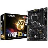 GIGABYTE Main Board Desktop INTEL Z270 (Socket LGA1151, 4xDDR4, HDMI, 1xPCIEX16/2xPCIEX4/3xPCIEX1, USB3.1/USB2.0, 6xSATA III/1x M.2socket3/RAID, LAN) ATX bulk