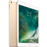 Apple 9.7-inch iPad Wi-Fi 32GB Gold (Retina Display, LED‑backlit Multi‑Touch display, 2048by-1536 resolution at 264 (ppi), A9 chip, Apple iOS 10, FaceTime HD 1.2MP, Back Camera 8MP, BT 4.2, Wi-Fi)