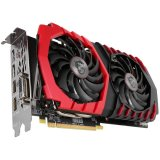 MSI Video Card AMD Radeon RX 570 GAMING X GDDR5 4GB/256bit, 1281MHz/7000MHz, PCI-E 3.0 x16, 2xDP, 2xHDMI, DVI-D, Twin Frozr VI Cooler LED(Double Slot) Retail