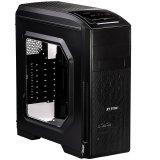 Case Midi Gamer ATX Akyga AKY010BW w/o PSU 1xUSB3.0, Plexi Window, Black