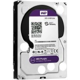 HDD AV WD Purple (3.5', 4TB, 64MB, 5400 RPM, SATA 6 Gb/s)
