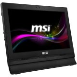 PC LCD MSI Wind Top AP1622 (Intel NM70, Celeron 1037U, 4GB DDR3, 500GB, LAN, Wi-Fi, 2xCOM, 1xLPT, Intel Graphics, Web Cam, 15.6