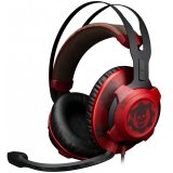 Kingston HyperX Cloudx Revolver Gears of War Gaming Headset - custom GoW design, Official Xbox licensed headset, Studio-grade sound stage, In-line audio control, Genuine leather headband, 2m cable