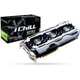 Inno3D Video Card GeForce GTX 1060 iChill X3 6GB GDDR5 192-bit  Core 1556 Dual DVI+DP+HDMI HerculeZ X3