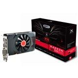 XFX Video Card AMD Radeon RX 560 Single Fan 4GB (1295 Mhz, 128 bit, GDDR5, SF Fansink, HDMI, DVI)