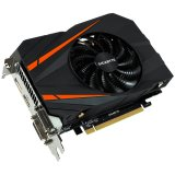 GIGABYTE Video Card GeForce GTX 1060 OC GDDR5 6GB/192bit, 1531MHz/8008MHz, PCI-E 3.0 x16, HDMI, 2xDVI-D, DP, mini-ITX Cooler(Double Slot), Retail