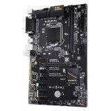GIGABYTE Main Board Desktop INTEL H110 (Socket LGA1151, 2xDDR4, VGA, 1xPCIEX16/5xPCIEX1(Mining Ready 6xVGA), USB3.1/USB2.0, 4xSATA III/M.2 socket3, 1xParallel port, 1xSerial port, LAN) micro ATX retail