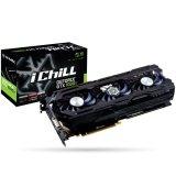 Inno3D Video Card GeForce GTX 1080 Ti iChill X3  11GB GDDR5X 352-bit DVI+3xDP+HDMI HerculeZ X3