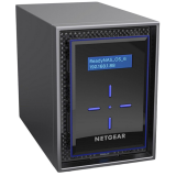 NETGEAR ReadyNAS 422 2-bay Network Attached Storage Diskless (RN42200-100NES)ReadyNAS 422, 424 is a high performance network data storage solution for small businesses, workgroups, and branch offices of up to 40 employees.