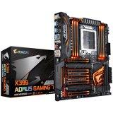 GIGABYTE Main Board Desktop AMD X399 (STR4, 8xDDR4, 2xPCIEX16/2xPCIEX8/1xPCIEX4, USBType-C/USB3.1/USB2.0, 8xSATA III/2+1xM.2 socket3/RAID, WiFi+BT, LAN) ATX retail