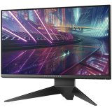 Monitor Alienware AW2518H 24.5', 1920 x 1080, FHD, TN Antiglare, 16:9, 1000:1, 400 cd/m2, NVIDIA G-SYNC, 1ms, 170/160, DP, HDMI, 4xUSB 3.0, Audio-line out, Tilt, Swivel, Pivot, Height Adjust, 3Y