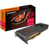 GIGABYTE Video Card AMD Radeon RX VEGA 64 SILVER 8G HBM2 8GB/2048bit, 1247MHz/1900MHz, PCI-E 3.0, 3xDP, HDMI, Cooler RGB(Double Slot), Backplate, Retail