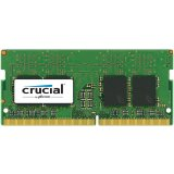 Crucial DRAM 2GB DDR4 2400 MT/s (PC4-19200) CL17 SR x16 Unbuffered SODIMM 260pin, EAN: 649528779205