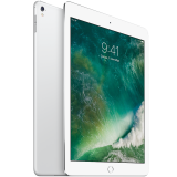 Apple iPad Pro 9.7-inch Wi-Fi 32GB Silver (Retina Display, LED‑backlit Multi‑Touch display, 2048by-1536 resolution at 264 (ppi), A9 chip, Apple iOS 9, FaceTime HD 5MP, iSight 12MP, BT, Wi-Fi)