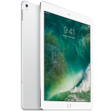 Apple iPad Pro 9.7-inch Cellular 128GB Silver (Retina Display, LED‑backlit Multi‑Touch display, 2048by-1536 resolution at 264 (ppi), A9 chip, Apple iOS 9, FaceTime HD 5MP, iSight 12MP, BT, LTE)