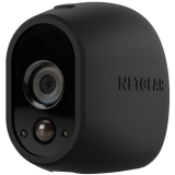 Arlo Smart Home - Black UV-Resistant Silicone Skins Pack for Wireless CCTV HD Security Camera - by NETGEAR (VMA1200B-10000S)