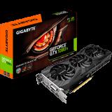 GIGABYTE Video Card GeForce GTX 1080 Ti GAMING OC BLACK EDITION GDDR5X 11GB/352bit, 1518MHz/11010MHz, PCI-E 3.0 x16, HDMI, DVI-D, 3xDP, WINDFORCE 3X Cooler RGB(Double Slot), Retail